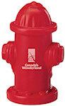 Fire Hydrant Stress Balls